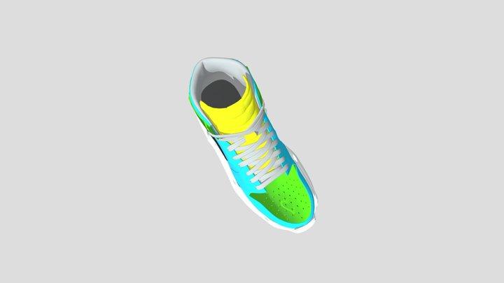 Sneaker-eg-7 3D Model