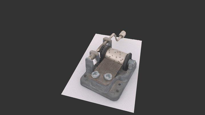Music box 3D Model