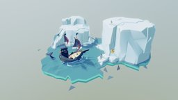 Cold pirates 3D Model