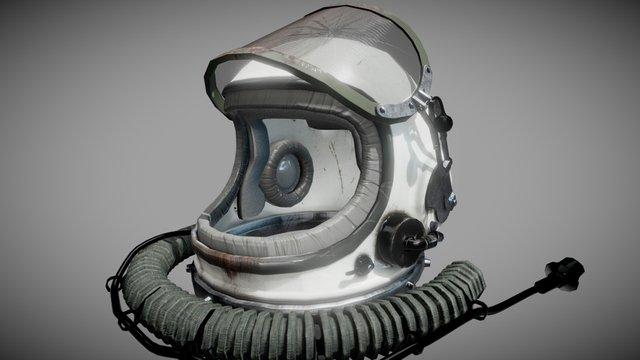 GAP Exam Helmet Degraeve Christophe 2DAE7 3D Model