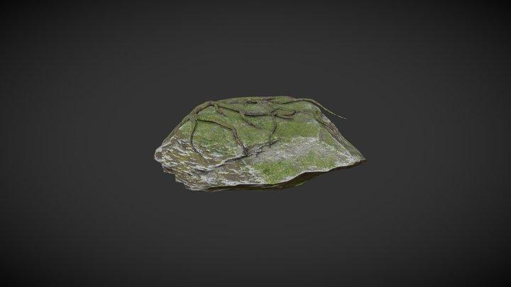 Boulder A 3D Model