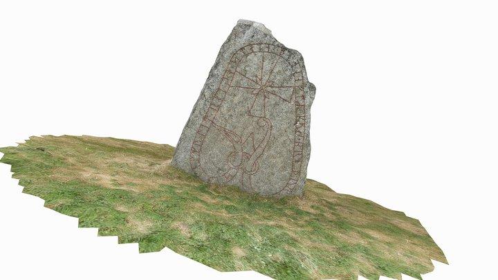 Runsten U648 3D Model