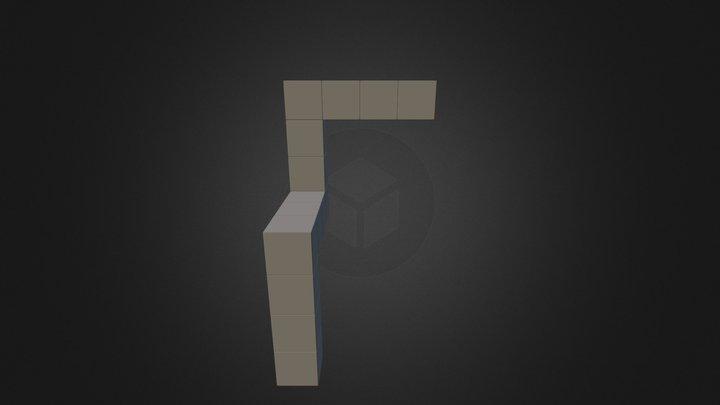 Question 7 3D Model