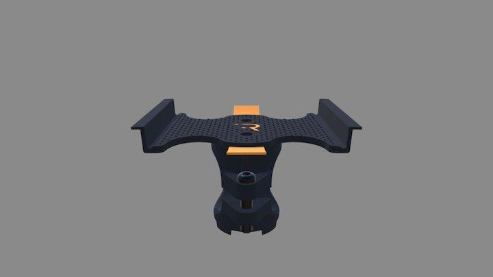 BikeMount Runtimate for Armband 3D Model