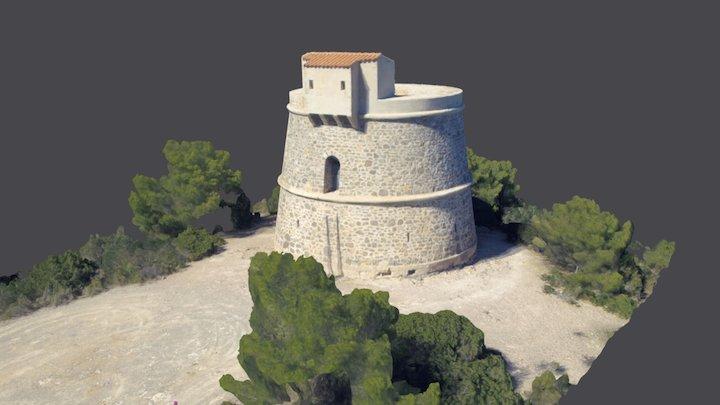 Torre d'en Valls 3D Model