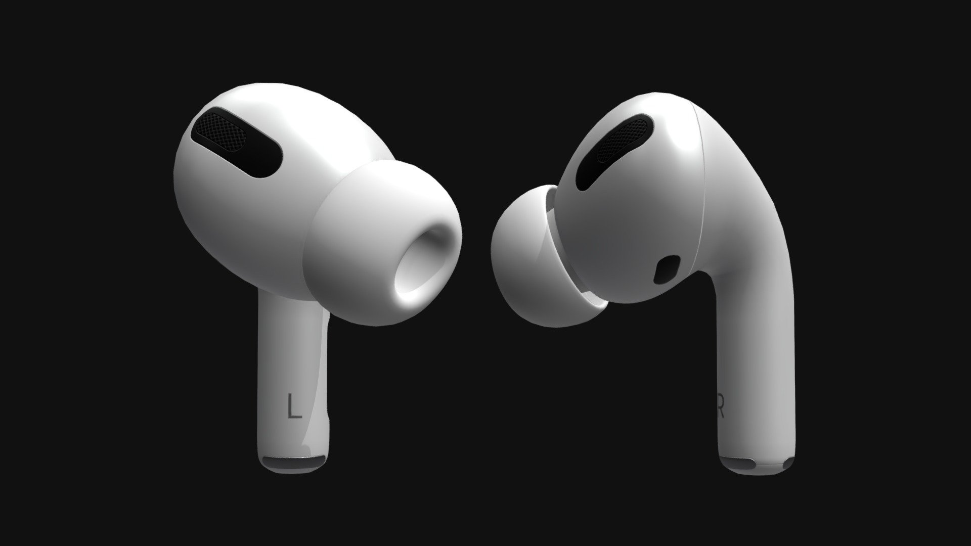 Apple Airpods Pro Buy Royalty Free 3d Model By Ritordp Ritordp