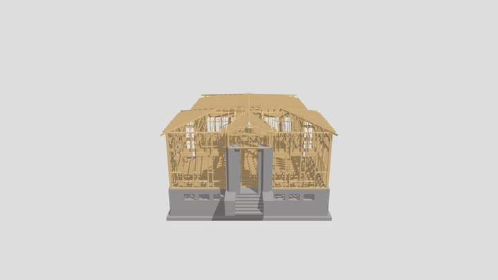 Lawrie Library Structural 3D Model