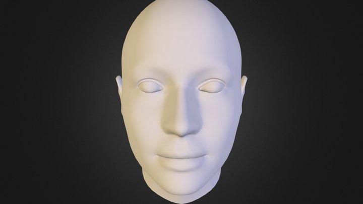face.obj 3D Model