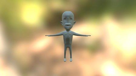 Mostachos modeling 3D Model