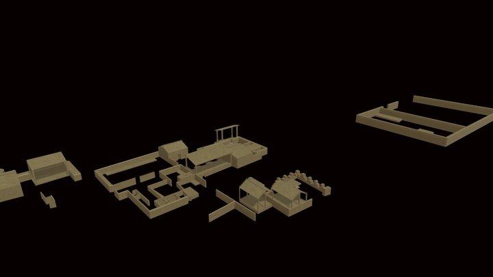 Map V35 3D Model