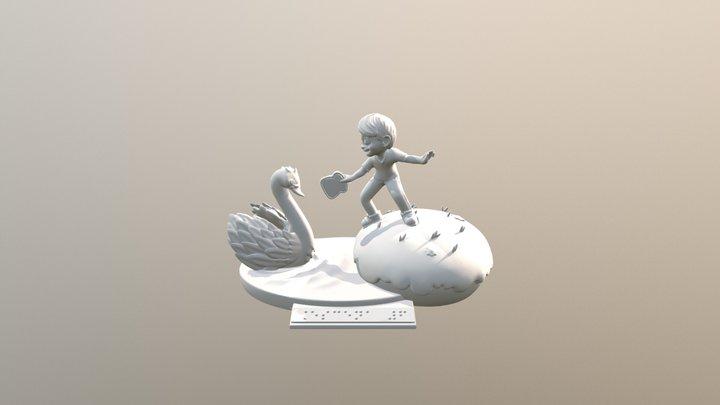 Escena 6 3D Model