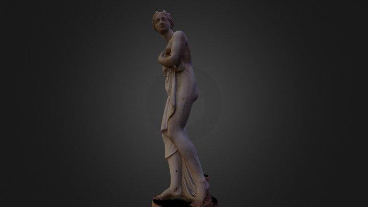 Statue modelisation 3D Model