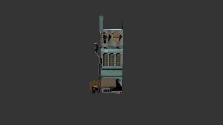 exterior 3D Model