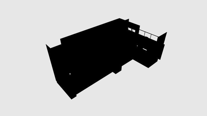 Apartment no. 73 3D Model