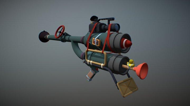 Day-3 | Heavy 3D Model