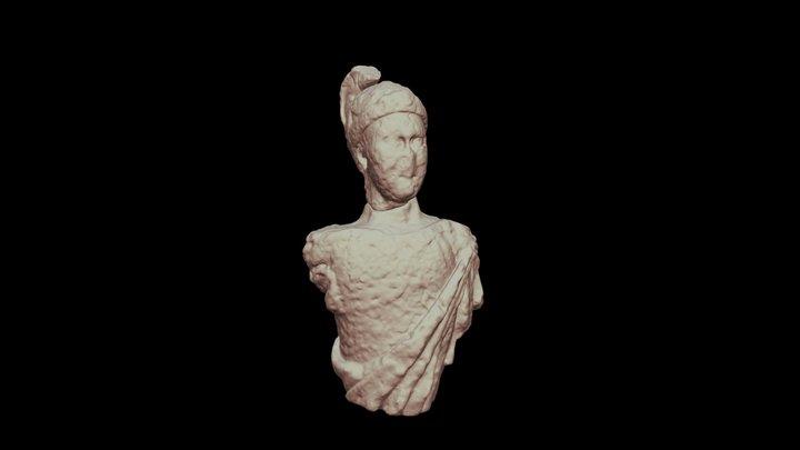King of Ballycastle - The 'King' of Ballycastle 3D Model