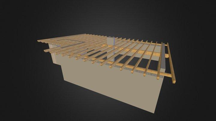 dachstuhl3d_08 3D Model