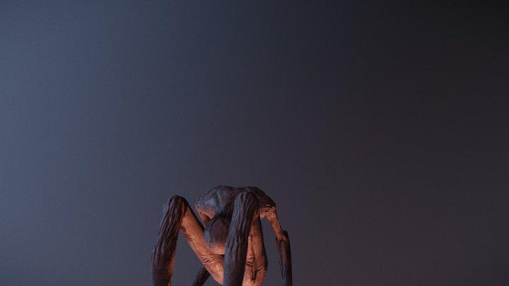 Hidehound - Ascend 3D Model