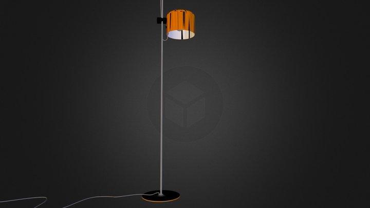 Coupé lamp 3D Model