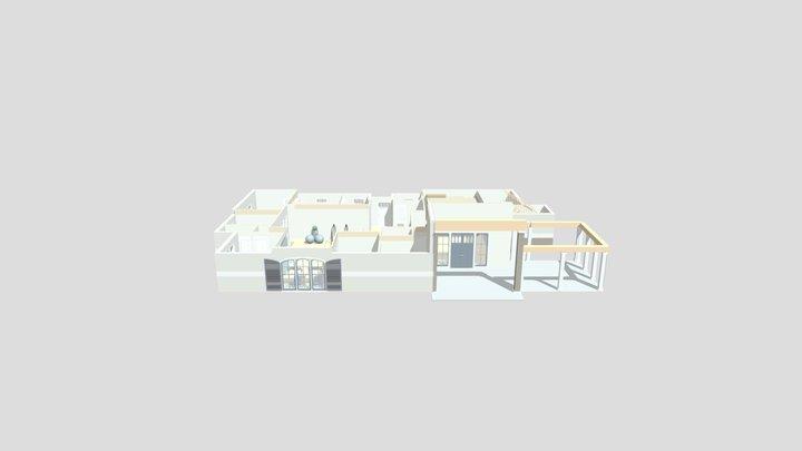 Kumar Option C FF 3D Model