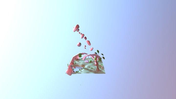 Avatar_scene_lowpoly_blocking 3D Model