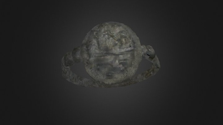 Omand Jesuit Ring 3D Model
