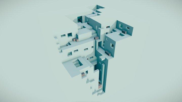 trOglodyte 3D Model