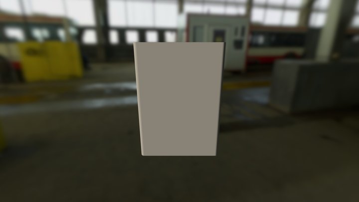 Sit In Main Pi 2 Case 3D Model