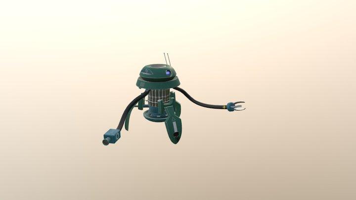bot1 workflow test 3D Model