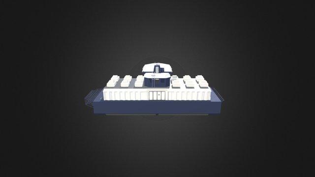 AKVA Fleet 3D Model