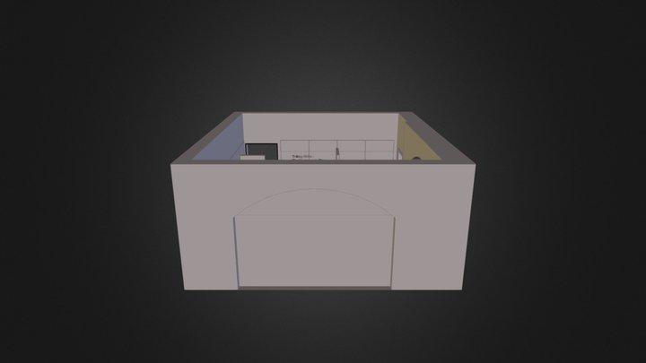 Civil Wars7 D C 3D Model