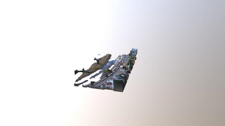R3 3D Model