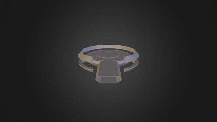 Tron Platform 3D Model