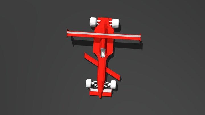 Formula rpc 3D Model