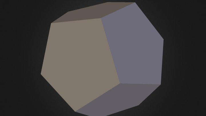 Hedron3ds 3D Model