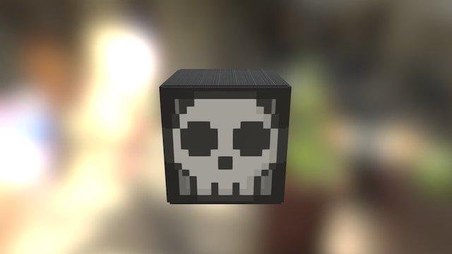 Lego Smilz Deathblock 3D Model