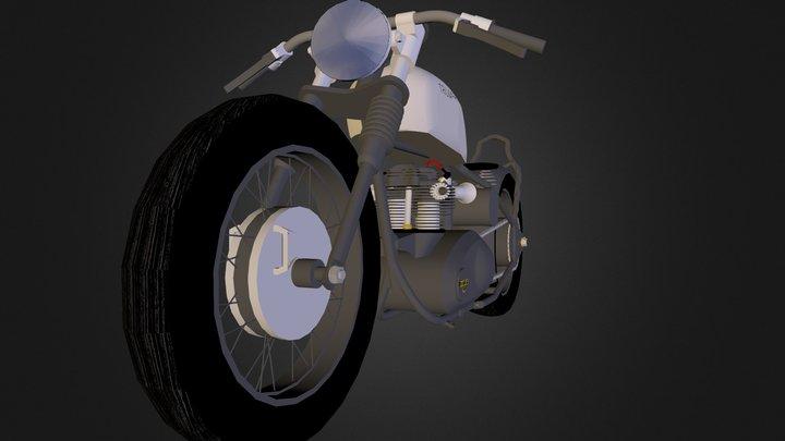 Thunder Rat 3D Model