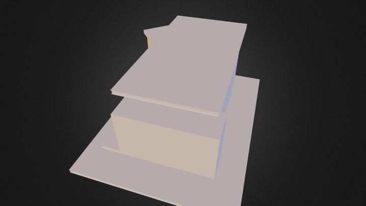 Maqueta 02 3D Model