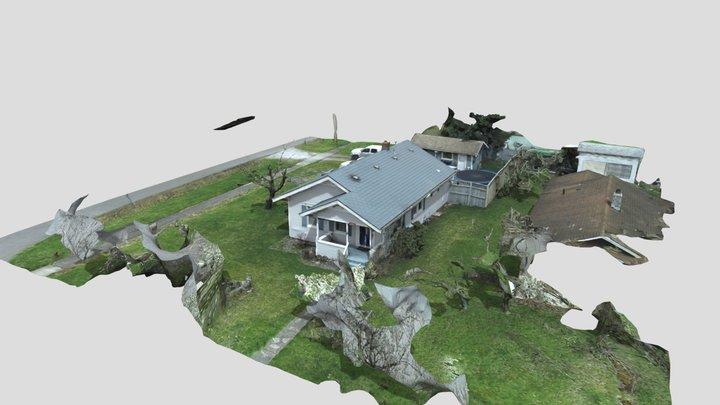 Alabama Home Photogrammetry Phantom4ProV2 3D Model