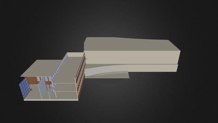 sectie uitgewerkt6.kmz 3D Model