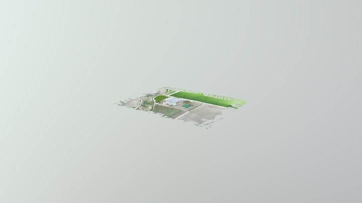 20181128_Kumasi_AreaD_East 3D Model