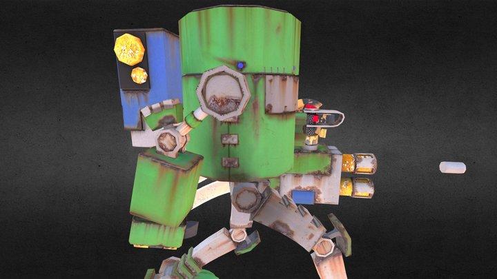 BigBot' 3D Model