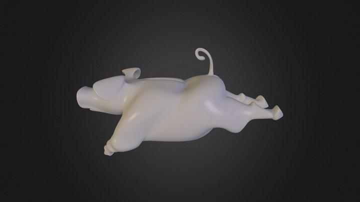 pig_v006 3D Model