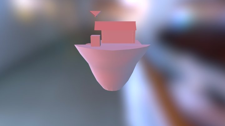 DAE Block Out01 Onsen 3D Model