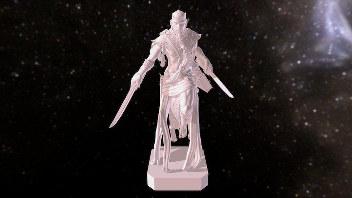 King Kariis Vara 3D Model