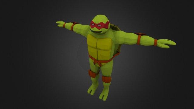 Tutle 3D Model
