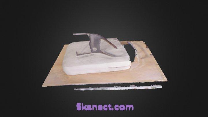 Jai Centre Fill 3 3D Model