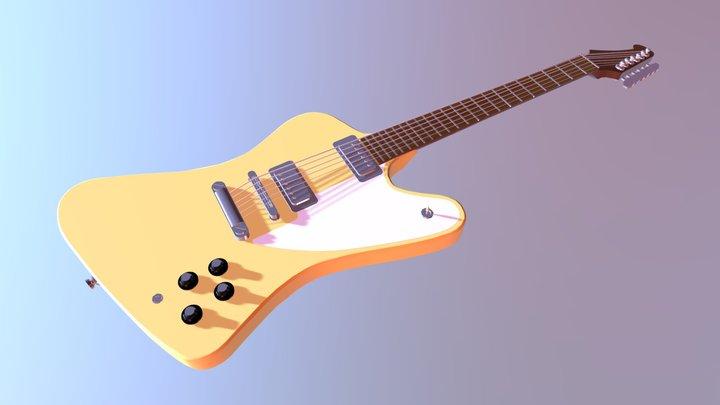 Gibson Firebird 3D Model
