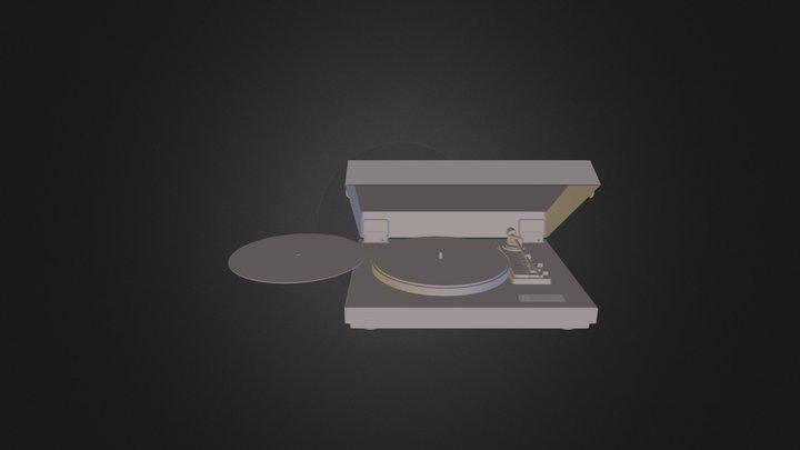 Pikap 3D Model