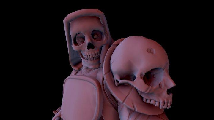 Executioner 3D Model